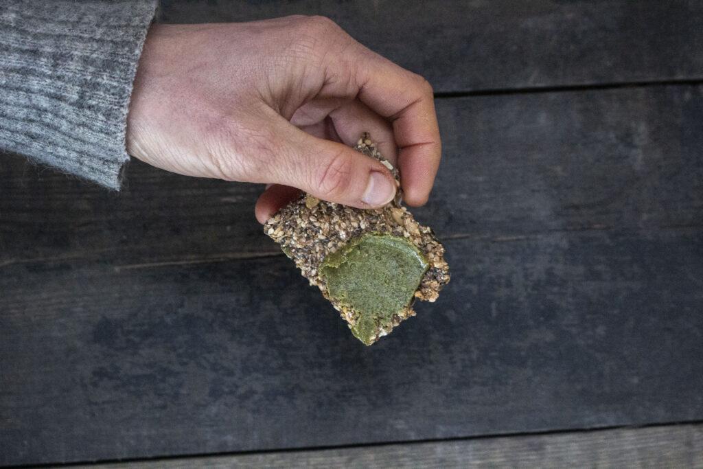 Hvordan bruger man græskarnøddesmør?